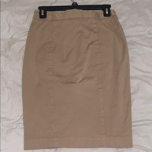 Body con business pencil skirt
